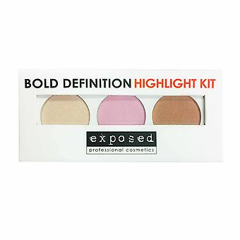 Exposed Cosmetics Highlight Kit