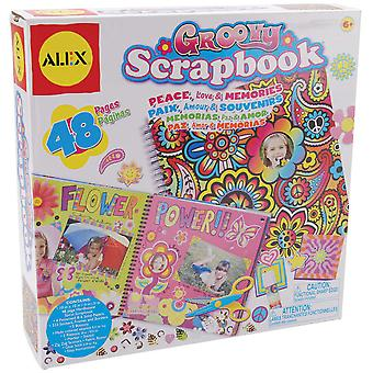 Groovy Scrapbook Kit 106P