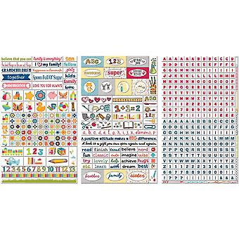 Essentials Stickers-Play Time 12802465