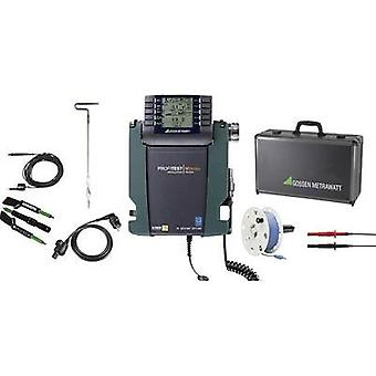 Gossen Metrawatt Meisterpaket TECH+ VDE Tester Calibrated to DAkkS standards