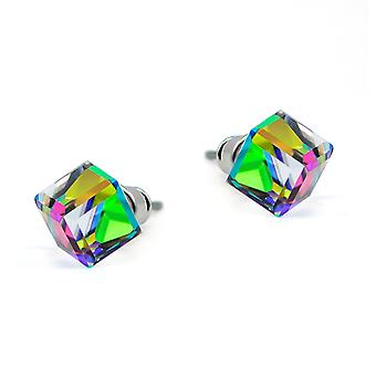 Crystal Stud Earrings EMB10.7