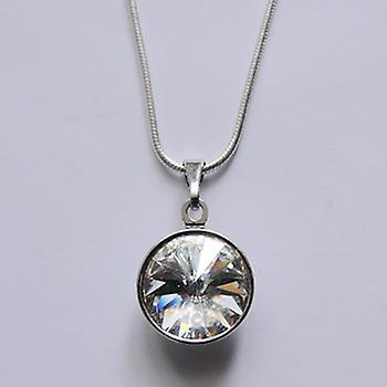 Collier pendentif avec cristal 2.4 PMB
