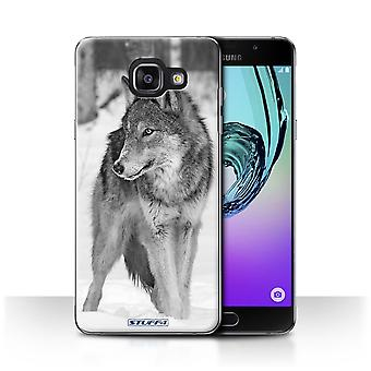 STUFF4 Tilfelle/Cover for Samsung Galaxy A5 (2016) / ulv/Mono Zoo dyr