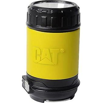LED Camping lantern CAT rechargeable Yellow, Black CT6515