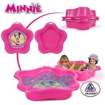 Injusa Minnie sandpit (Outdoor , Garden Toys , Sand Toys)