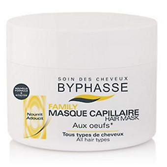 Byphasse Egg Mask Mature Hair 250 Ml (Vrouwen , Capillair , Conditioners & Maskers)