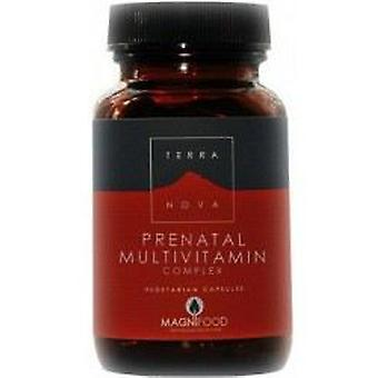 Terranova Prenatal Multinutrient 50Vcap. (Vitamine e supplementi , Nutrienti)