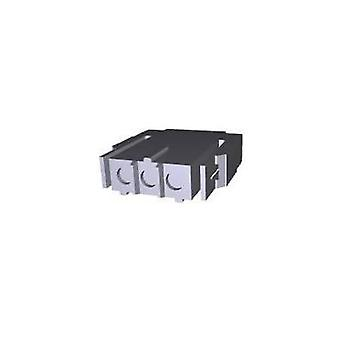 Socket enclosure - cable Metrimate Total number of pins 3 TE Connectivity 207360-1 Contact spacing: 5 mm 1 pc(s)