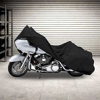 Motorcycle Bike Cover Travel Dust Storage Cover For Victory V92C  V92TC Deluxe Classic