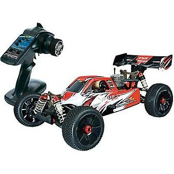 Carson Modellsport Virus 4.0 1:8 RC model car Nitro Buggy 4WD RtR 2,4 GHz
