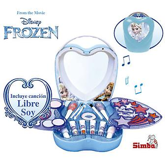 Simba Musical heart Frozen Makeup (Toys , Home And Professions , Makeup And Accessoiries)