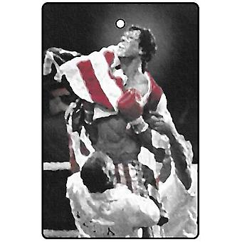 Stallone - Rocky Victory Car Air Freshener