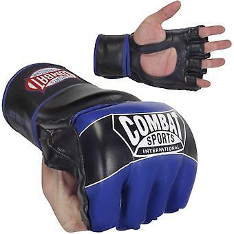 Combat Sports Pro Style MMA Gloves - Blue