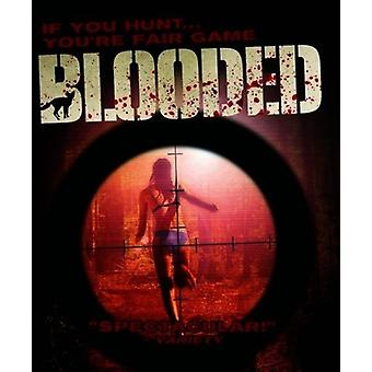 Blooded [Blu-ray] USA import