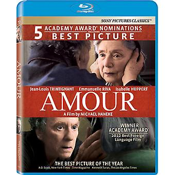 Amour [BLU-RAY] USA import