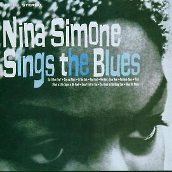 Nina Simone - Nina Simone sjunger Blues [CD] USA import