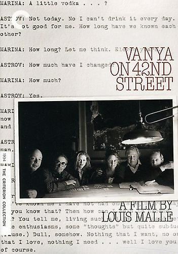 Vanya, 42e rue importer des USA [DVD]