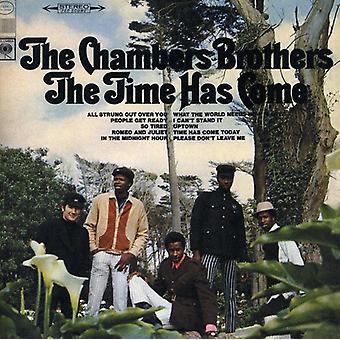 Chambers Brothers - Zeit gekommen [CD] USA importieren