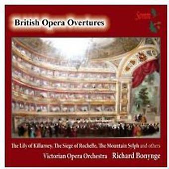 Bonynge/victorianske Opera orkester - britiske Opera tilnærmelser [CD] USA import