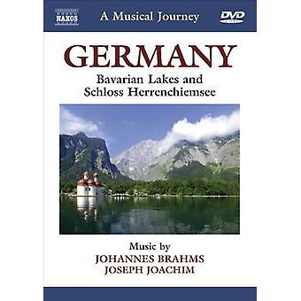 Brahms/Joachim - Musical Journey: Germany (Bava [DVD] USA import