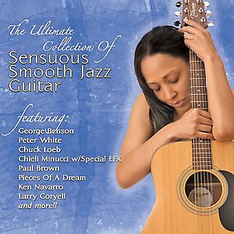 Various Artists - Ultimate Collection of Sensuous [CD] USA import