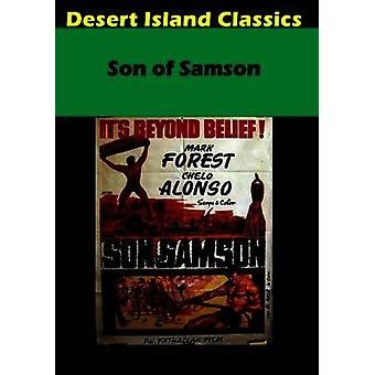 Son of Samson [DVD] USA import