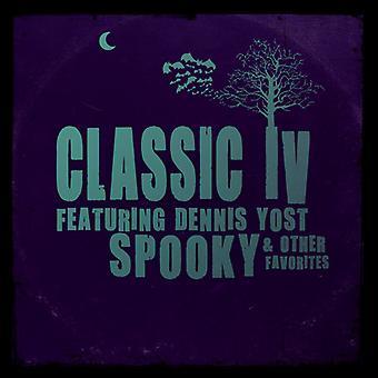 Klassieke IV (Yost, Dennis) - Spooky & andere favorieten [CD] USA import