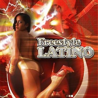 Freestyle Latino - Freestyle Latino [CD] USA import