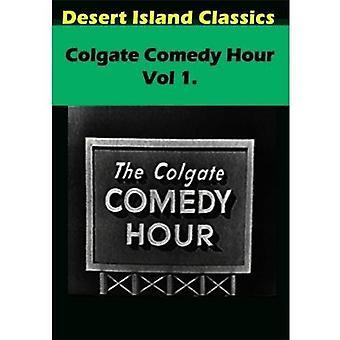 Importazione USA Colgate Comedy ore 1 [DVD]