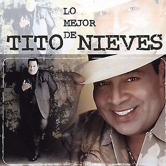 Tito Nieves - Lo Mejor De Tito Nieves [CD] USA import