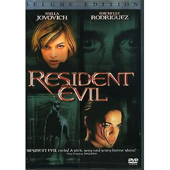 Resident Evil [DVD] USA import