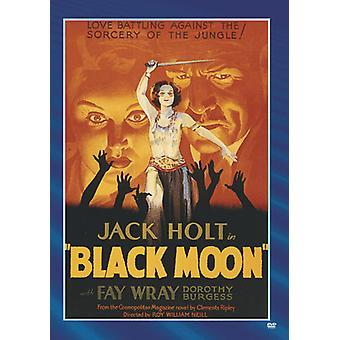 Black Moon [DVD] USA import