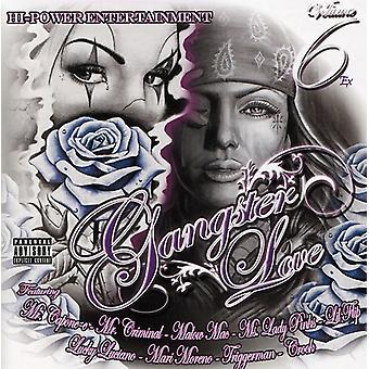 Amor de Gangster - Vol. 6-gángster amor [CD] USA importar