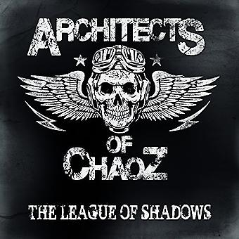 Arkitekterne bag Chaoz - League of Shadows [CD] USA importerer
