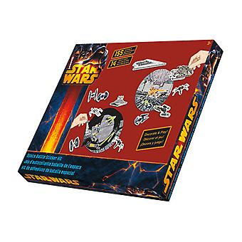 Star Wars Space Battle Sticker Kit