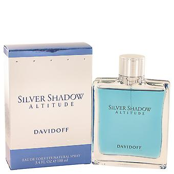 Davidoff Men Silver Shadow Altitude Eau De Toilette Spray By Davidoff