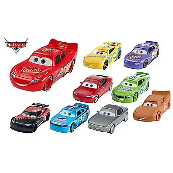 Mattel Cars 3  Coches Personajes (Toys , Vehicles And Tracks , Mini Vehicles , Cars)