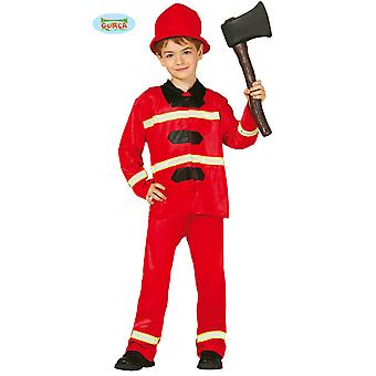 Fire fireman firefighter fire costume children costume
