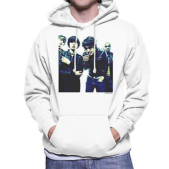 Die Libertines Pete Doherty Rauchen Männer das Sweatshirt mit Kapuze