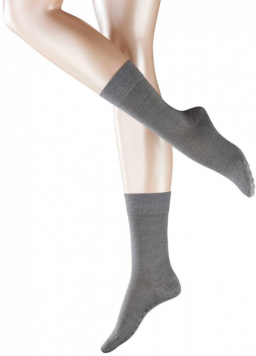 Falke Sensitive Berlin Socks  - Light Grey