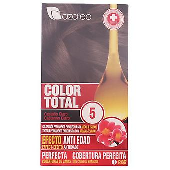 Azalea Color Total # 5 - Light Brown (Woman , Hair Care , Hair dyes , Hair Dyes)