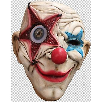 Digitale Dudz Clown ster Eye Mask