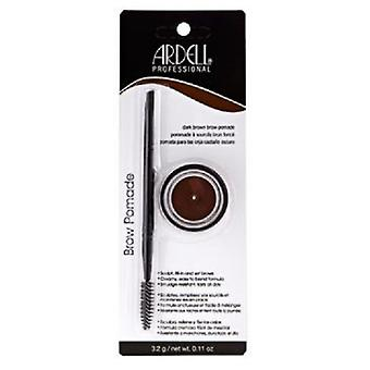 Ardell Ointment Eyebrows With Brush Dark Brown (Maquillage , Yeux , Crayons à sourcils)