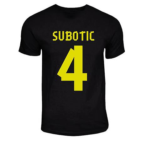 Neven Subotic Dortmund Away Hero T-shirt (black)