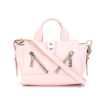 Kenzo women's F652SA107L2534 pink leather handbags