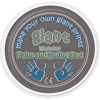 Gigantiske maling & håndskrift Pad Childrens hånd & fotavtrykk stempling Fingermaling