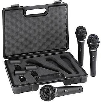 Handheld Microphone (vocals) Behringer XM1800S Transfer type:Corded incl. case