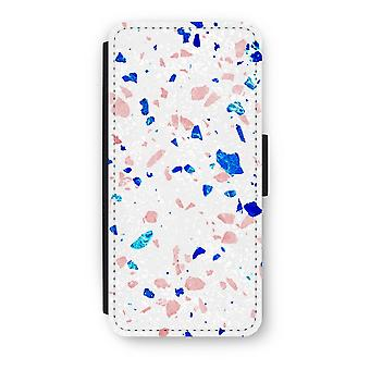 iPhone 5c Flip Case - Terrazzo N ° 6