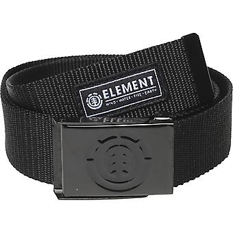 Element Beyond Belt - All Black
