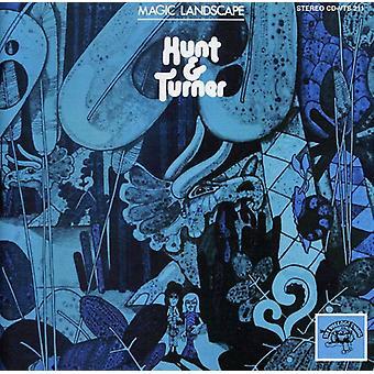 Hunt & Turner - magiske landskab [CD] USA import